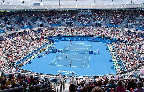 WTA – Hobart and Sydney